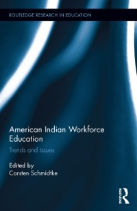 Cover American Indian Workforce Education