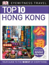 Cover DK Eyewitness Top 10 Hong Kong