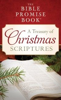 Cover Bible Promise Book: A Treasury of Christmas Scriptures