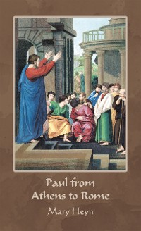 Cover Paul from Athens to Rome