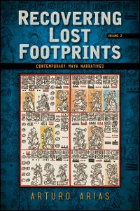 Cover Recovering Lost Footprints, Volume 2
