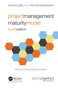 Cover Project Management Maturity Model