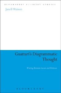 Cover Guattari's Diagrammatic Thought