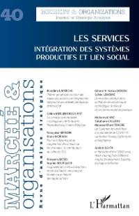 Cover Les services
