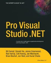 Cover Pro Visual Studio .NET