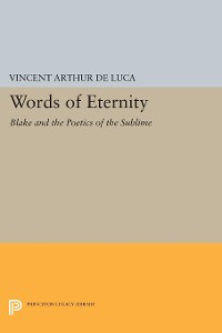 Cover Words of Eternity