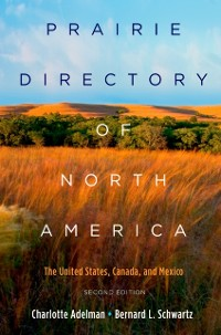 Cover Prairie Directory of North America