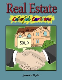 Cover Real Estate Colorful Cartoons