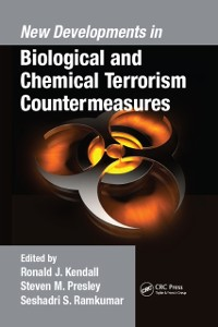 Cover New Developments in Biological and Chemical Terrorism Countermeasures
