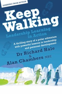 Cover Keep Walking - Leadership Learning in Action