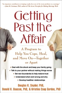 Cover Getting Past the Affair