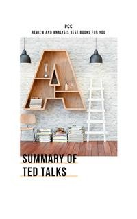 Cover Summary of TED Talks