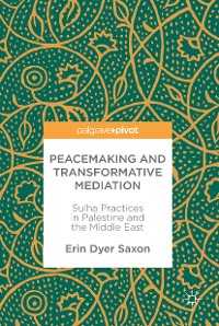 Cover Peacemaking and Transformative Mediation