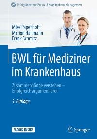 Cover BWL für Mediziner im Krankenhaus