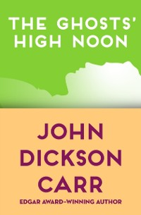 Cover Ghosts' High Noon