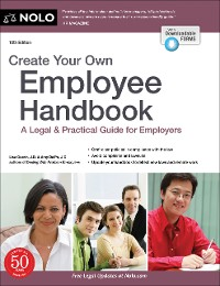 Cover Create Your Own Employee Handbook