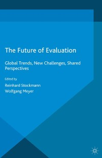 Cover The Future of Evaluation