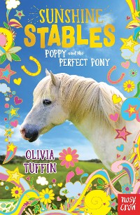 Cover Poppy and the Perfect Pony