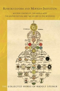 Cover ROSICRUCIANISM AND MODERN INITIATION