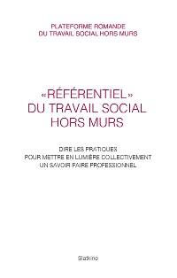 Cover Référentiel du travail social hors murs