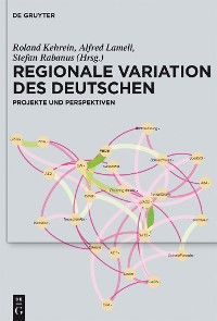 Cover Regionale Variation des Deutschen