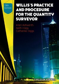 Cover Willis's Practice and Procedure for the Quantity Surveyor