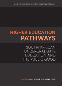 Cover Higher Education Pathways