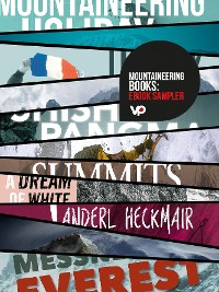 Cover Mountaineering Books: eBook Sampler