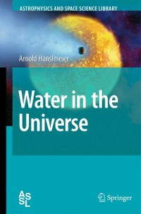Cover Water in the Universe