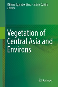 Cover Vegetation of Central Asia and Environs
