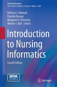 Cover Introduction to Nursing Informatics