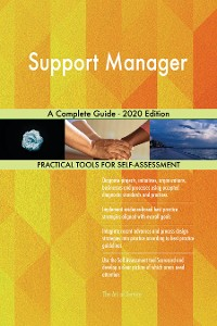 Cover Support Manager A Complete Guide - 2020 Edition