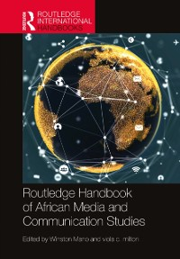 Cover Routledge Handbook of African Media and Communication Studies