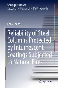 Cover Reliability of Steel Columns Protected by Intumescent Coatings Subjected to Natural Fires