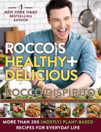 Cover Rocco's Healthy & Delicious