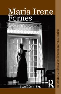 Cover Maria Irene Fornes