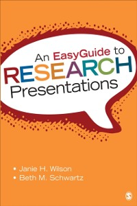 Cover EasyGuide to Research Presentations