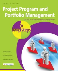Cover Project Program and Portfolio Management in easy steps