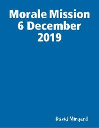 Cover Morale Mission 6 December 2019