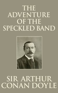 Cover Adventure of the Speckled Band