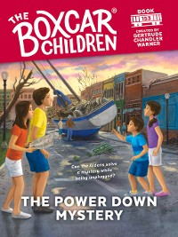 Cover The Power Down Mystery