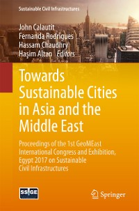 Cover Towards Sustainable Cities in Asia and the Middle East