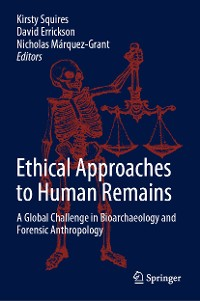 Cover Ethical Approaches to Human Remains