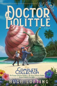 Cover Doctor Dolittle The Complete Collection, Vol. 1