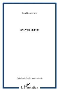 Cover SAUVER LE FEU