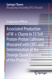 Cover Associated Production of W + Charm in 13 TeV Proton-Proton Collisions Measured with CMS and Determination of the Strange Quark Content of the Proton