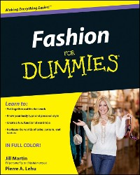 Cover Fashion For Dummies