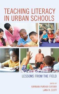Cover Teaching Literacy in Urban Schools