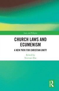 Cover Church Laws and Ecumenism