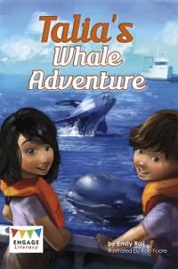 Cover Talia's Whale Adventure
